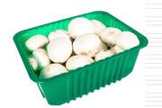 Лотки для упаковки грибов оптом.